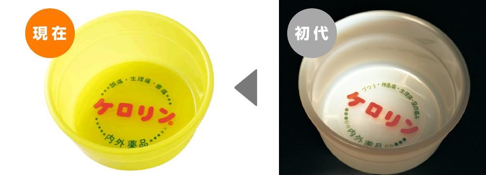 ケロリン桶の由来【新旧ケロリン桶】